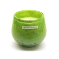Henry Dean Candle/Wind Light Clovis, 1 wick, h 9 x Ø 9.5 cm, Limon