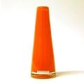 Henry Dean Vase Poppy, h 22 x Ø 7 cm, Mandarin