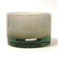 Henry Dean Vase/Windlight Charlotte, low, h 11 x Ø 16 cm, Pink