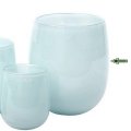 DutZ®-Collection Vase Barrel, h 32 x Ø 27 cm, light blue