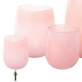 DutZ®-Collection Vase Barrel, h 13 x Ø 10 cm, pink