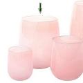 DutZ®-Collection Vase Barrel, h 24 x Ø 18 cm, pink