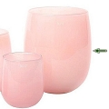 DutZ®-Collection Vase Barrel, h 32 x Ø 27 cm, pink