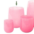DutZ®-Collection Vase Barrel, h 24 x Ø 18 cm, fuchsia