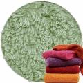 Abyss & Habidecor Super Pile Terry Cloth Guest Towel/Washcloth, 30 x 30 cm, 100% Egyptian Giza 70 Cotton, 700g/m², 210 Aqua