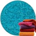 Abyss & Habidecor Super Pile Terry Cloth Guest Towel/Washcloth, 30 x 30 cm, 100% Egyptian Giza 70 Cotton, 700g/m², 380 Hawai
