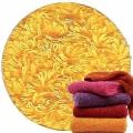 Abyss & Habidecor Super Pile Terry Cloth Guest Towel/Washcloth, 30 x 30 cm, 100% Egyptian Giza 70 Cotton, 700g/m², 830 Banane