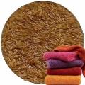 Abyss & Habidecor Super Pile Frottee-Gästetuch/Waschlappen, 30 x 30 cm, 100% ägyptische Giza 70 Baumwolle, 700g/m², 840 Gold
