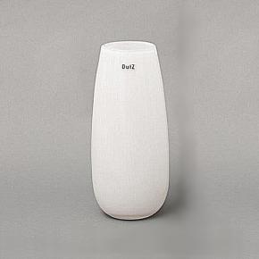 DutZ®-Collection Vase Robert, h 37 x Ø 11 cm, white