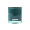 Henry Dean Windlight Votive Mary L, h 9.5 x Ø 8.5 cm, Teal