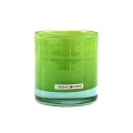 Henry Dean Windlicht Votive Mary L, H 9,5 x Ø 8,5 cm, Apple Green
