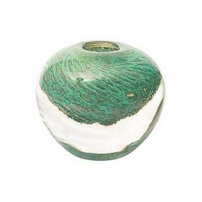 DutZ®-Collection Vase Bubble Ball, H 13,5 x Ø 13,5 cm, Jade