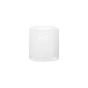 DutZ®-Collection Windlight Votive, h 7 x Ø 7 cm, colour: white