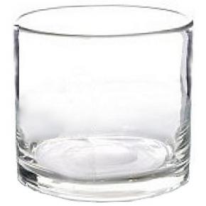 DutZ®-Collection Glasschale Cylinder, hoch, H 35 x Ø 35 cm, Farbe: Klar
