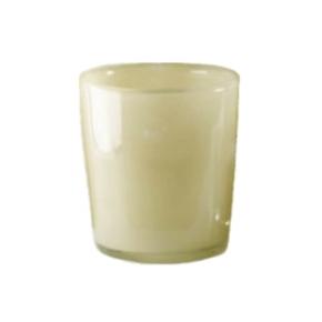 Collection DutZ ®  vase Conic, h 23 x Ø 20 cm, Colori: beige