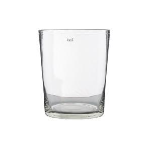 DutZ®-Collection Vase Conic, H 23  x  Ø.20 cm, Farbe: Klar
