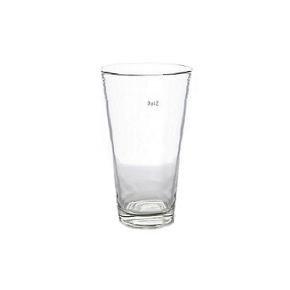 DutZ®-Collection Vase Conic, H 20  x  Ø.12 cm, Farbe: Klar