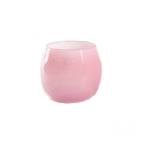 DutZ®-Collection Vase Pot, h 14 x Ø 16 cm, colour: pink
