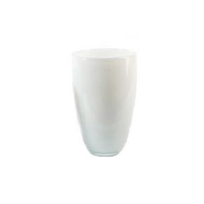 DutZ®-Collection Flower Vase, h 32 x Ø 21 cm, colour: white
