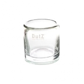 DutZ®-Collection Windlight Votive, h 10 x Ø 10 cm, colour: clear
