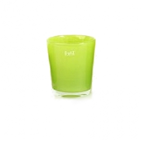 DutZ®-Collection Vase Conic, H 11  x  Ø.9.5 cm, Farbe: Lime
