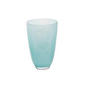 DutZ®-Collection Flower Vase, h 26 x Ø 16 cm, light blue