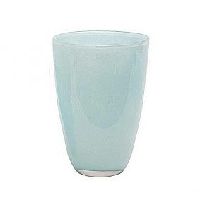 DutZ®-Collection Blumenvase, H 32 x Ø 21 cm, Hellblau
