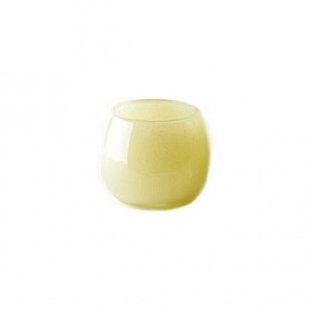 Collection DutZ ® vase/récipient Pot, h 11 x Ø 13 cm, Colori: beige