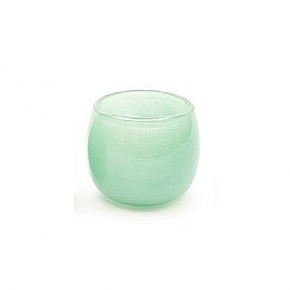 DutZ®-Collection Vase Pot, h 11 x Ø 13 cm, colour: jade