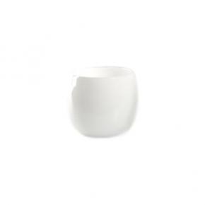 Collection DutZ ® vase/récipient Pot, h 11 x Ø 13 cm, Colori: blanc