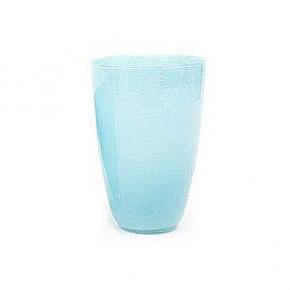 Collection DutZ ®  Vase, h 32 cm x Ø 21 cm, aqua