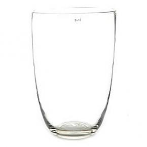 DutZ®-Collection Vase Anton, h 55 x Ø 35 cm, clear