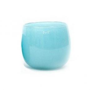 DutZ®-Collection Vase Pot, h 18 x Ø 20 cm, aqua