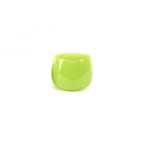 Collection DutZ ® vase/récipient Pot Mini, h 7 x Ø 10 cm, lime