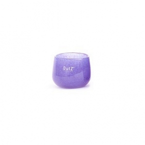 Collection DutZ ® vase/récipient Pot Mini, h 7 x Ø 10 cm, pourpre