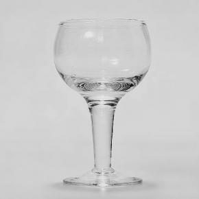 Henry Dean 6 Trinkgläser Bistro L, H 14 x Ø 7,5 cm