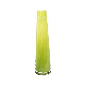 Collection DutZ ® vase Solifleur, conique, h 21 x Ø 6 cm, lime
