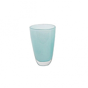 DutZ®-Collection Flower Vase, h 21 x Ø 13 cm, light blue