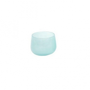 DutZ®-Collection Vase Pot Mini, h 7 x Ø 10 cm, light blue