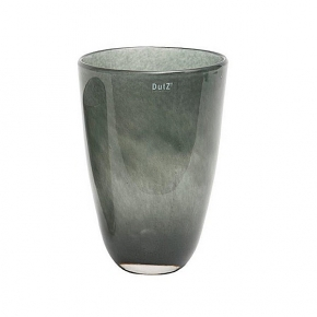 DutZ®-Collection Flower Vase, h 32 x Ø 21 cm, ash grey