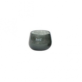 Collection DutZ ® vase/récipient Pot Mini, h 7 x Ø 10 cm, cendreuse