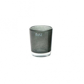 DutZ®-Collection Vase Conic, h 11 x Ø 9.5 cm, ash grey