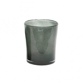 Collection DutZ ® vase Conic, h 23 x Ø 20 cm, cendreuse
